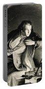 James Watt, Scottish Inventor Portable Battery Charger