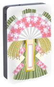 Japanese Newyear Decoration Portable Battery Charger