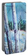 Jemez Mountain Moment Portable Battery Charger