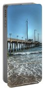Jennettes Pier Nags Head North Carolina Portable Battery Charger