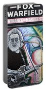 Jerry Garcia - San Francisco Portable Battery Charger