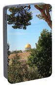 Jerusalem Trees Portable Battery Charger