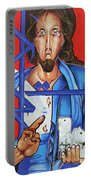 Jesus Tears Portable Battery Charger