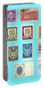 Jnf Stamps  Portable Battery Charger