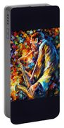 John Coltrane Portable Battery Charger