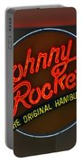 Johnny Rockets Portable Battery Charger