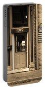 Jonesborough Tennessee - Main Street Portable Battery Charger