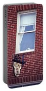 Jonesborough Tennessee - Window Over The Shop Portable Battery Charger