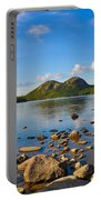Jordan Pond In Acadia  Portable Battery Charger