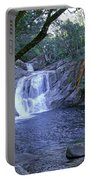 Josephine Falls And Tropical Pool Portable Battery Charger