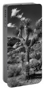 Joshua Tree And Cloud Portable Battery Charger