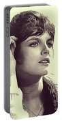 Katharine Ross, Vintage Actress Portable Battery Charger