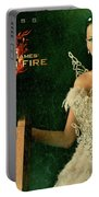 Katniss Hunger Games Catching Fire Portable Battery Charger