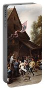 Kermis On St. George's Day Portable Battery Charger
