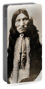 Kicking Bear Indian Chief Portable Battery Charger