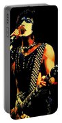 Kiss In Concert Portable Battery Charger