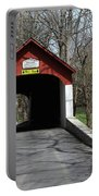 Knecht's Covered Bridge Portable Battery Charger