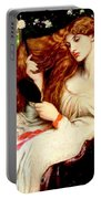 Lady Lilith Portable Battery Charger