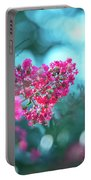 Lagerstroemia Indica Crape Myrtle Crepe Myrtle Portable Battery Charger