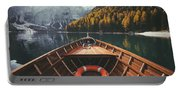 Lago Di Braies Portable Battery Charger