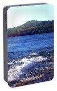 Lake Superior Landscape Portable Battery Charger