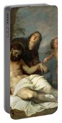 Lamentation Over The Dead Christ Portable Battery Charger
