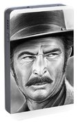 Lee Van Cleef Portable Battery Charger