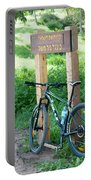 Leisure Cross Contry Cyclists Portable Battery Charger