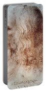 Leonardo Da Vinci Portable Battery Charger