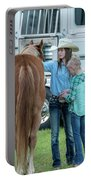 Lil' Cowgirls Portable Battery Charger