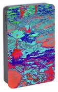 Lily Pads And Koi 24b Portable Battery Charger