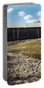 Lincoln Covered Bridge Portable Battery Charger