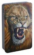 Lion Roar Portable Battery Charger