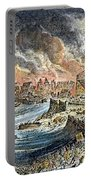 Lisbon Earthquake, 1755 Portable Battery Charger