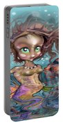 Little Mermaid Portable Battery Charger