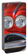 Little Red Corvette Portable Battery Charger