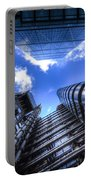 Lloyd's Of London And Cheese Grater Portable Battery Charger