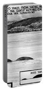Loch Ness Monster, 1934 Portable Battery Charger