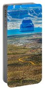 Lone Rock In Lake Powell Utah Portable Battery Charger
