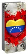 Love Venezuela Portable Battery Charger