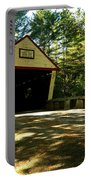 Lovejoy Covered Bridge Portable Battery Charger