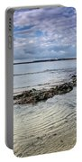 Lyme Regis Seascape - October Portable Battery Charger