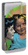 Madonna De Milo Portable Battery Charger