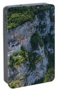 Madonna Della Corona - Italy Portable Battery Charger