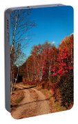 Maine Fall Portable Battery Charger