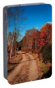 Maine October Portable Battery Charger