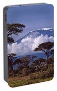 Majestic Mount Kilimanjaro Portable Battery Charger