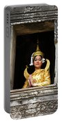 Makala Dancer In Cambodia Portable Battery Charger