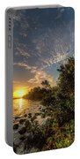 Mangrove Sunrise Portable Battery Charger