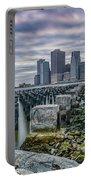 Manhattan Skyline Portable Battery Charger